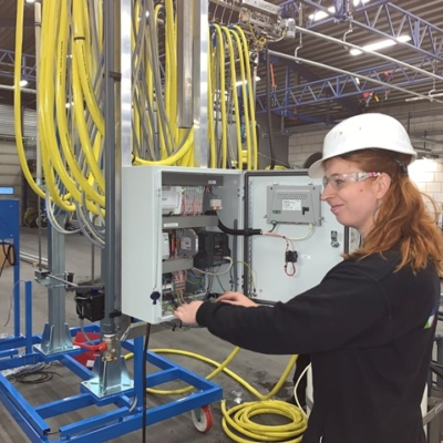 Frauen in der technik