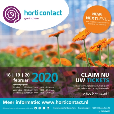 Horticontact 2020